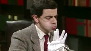 Mr. Bean - Library Sketch (Not seen on TV!) - Part 2