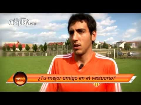 "Parejo: ""Mathieu es un futbolista fundamental"""