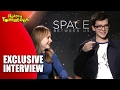 'The Space Between Us' Cast's Favorite Earth Things - Exclusive Interview (2017)
