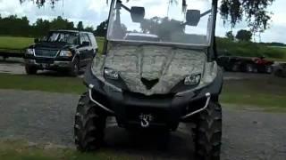 8. Kawasaki TeRyx 750 Gainesville Fl 1-866-371-2255 near Lake City Starke Ocala FL
