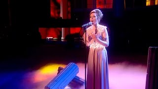Lucy O'Byrne Performs No Surprises