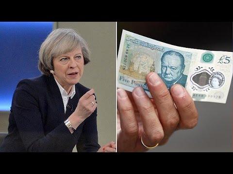 Πτώση της στερλίνας μετά τις τελευταίες δηλώσεις Μέι για το Brexit – economy