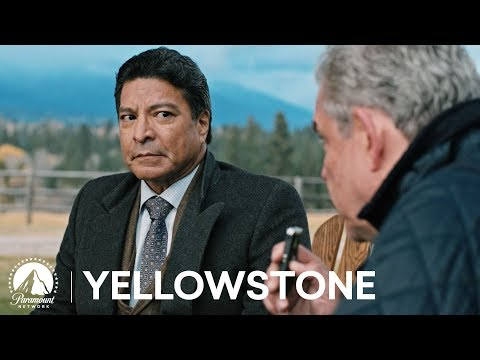 Stories From the Bunkhouse (Ep. 8)   Yellowstone   Paramount Network