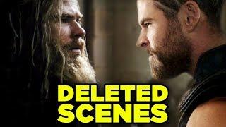 Video Avengers Endgame DELETED SCENES - Alternate Time Heist Revealed! MP3, 3GP, MP4, WEBM, AVI, FLV Mei 2019