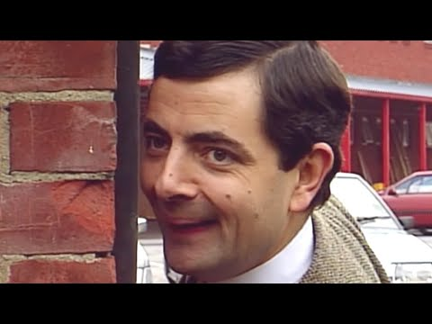 How Sneaky is Bean | Funny Episodes | Classic Mr Bean