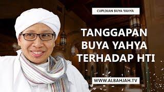 Video Tanggapan Buya Yahya Terhadap HTI - Buya Yahya Menjawab MP3, 3GP, MP4, WEBM, AVI, FLV November 2018