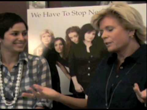 Nat Garcia interviews Meredith Baxter Part 1 of 2