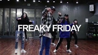Lil Dicky - Freaky Friday feat. Chris Brown / Duck Choreography