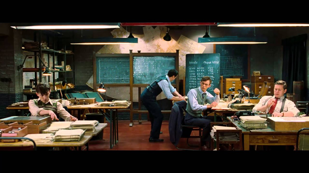 Movie Trailer:  The Imitation Game (2014)