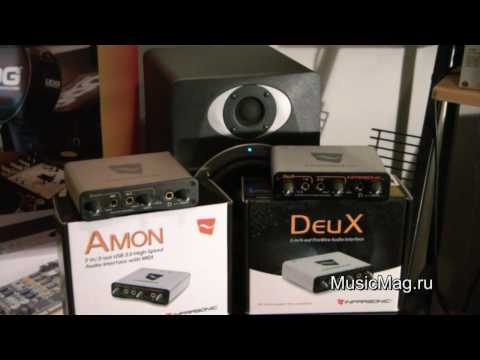MusicMag.ru: Infrasonic Amon and Deux video review