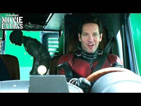 ANT-MAN AND THE WASP | All Release Bonus Features [Blu-Ray/DVD 2018]