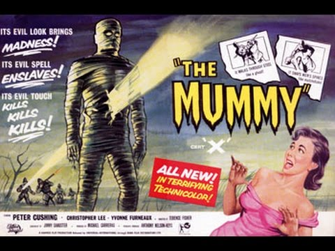The Mummy - 1959 - Trepacer's Saturday Horror Reviews 89