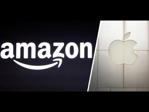Apple oder Amazon.com: Wer durchbricht die 1 Billion Do ...
