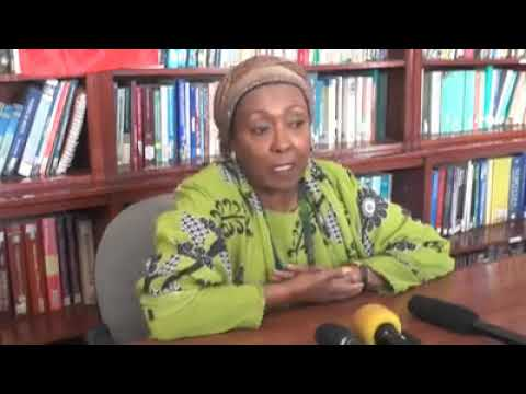 Dr Adna Aden Oo ka hadashay Rabshadaha ka aloosan Maamulka Somaliland.