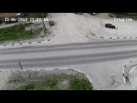 Авария с велосипедистом с 0,40
