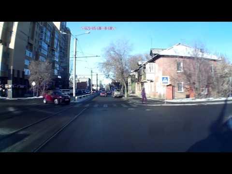 Авария в Иркутске