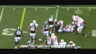 JJ Watt vs Michigan State vs  ()