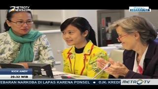 Video Nurul Indriyani, Umur 15 Tahun, di Undang di Forum International untuk Berbicara (Kick Andy) 2/3 MP3, 3GP, MP4, WEBM, AVI, FLV April 2019