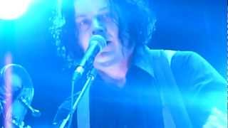 Jack White Fell In Love Steady As She Goes Live Voodoo Festival New Orleans LA October 28 2012