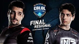 CBLOL 2015 FINAL REGIONAL