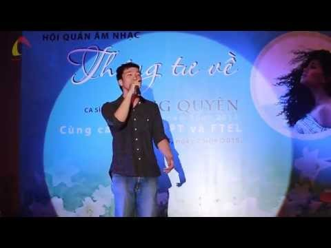 Thái Sơn Giả giọng ca sĩ nữ cực giống (LIVE)