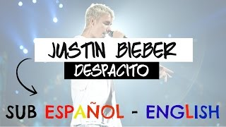 Despacito (Remix) ft Justin Bieber | SUB ENGLISH/SPANISH - Neni ♥