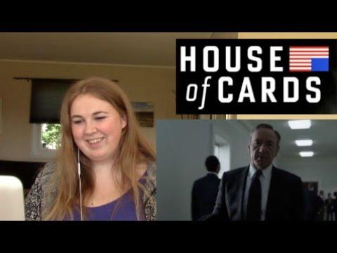 House of Cards season 1 episode 1 REACTION