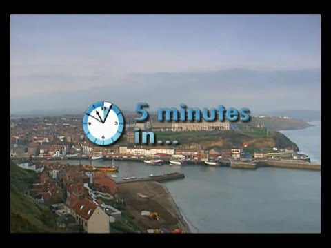 Globe Trekker - 5 Minutes in Whitby, England with Justine Shapiro