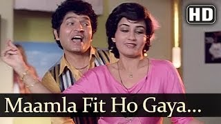 Maamla Fit Ho Gaya - Main Inteqam Loonga HD Video Song