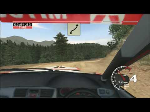 colin mcrae rally 04 xbox 360