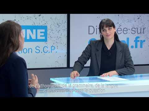 LEXISTEMS CEO Marie Granier Interview - Capital.fr
