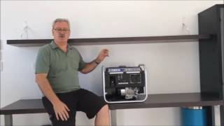8. Yamaha 2800w Inverter Generator Review