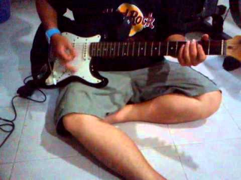 Highway To H**l ACDC Intro Riff Cover