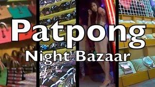Patpong Night Market Bangkok