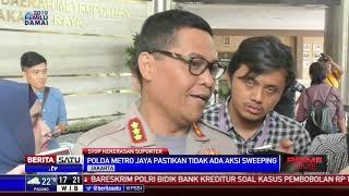 Video Polisi Upayakan Hindari Aksi Balas Dendam Suporter Persija MP3, 3GP, MP4, WEBM, AVI, FLV September 2018
