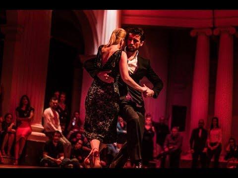 Belgrade Tango Weekend: Milos Miloradovic and Jelena Minic 1/4