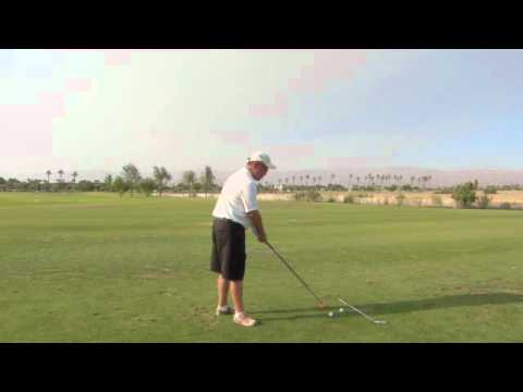 The Magic Move – Mike Kingsrud demonstrates two ways to achieve proper golf swing sequencing