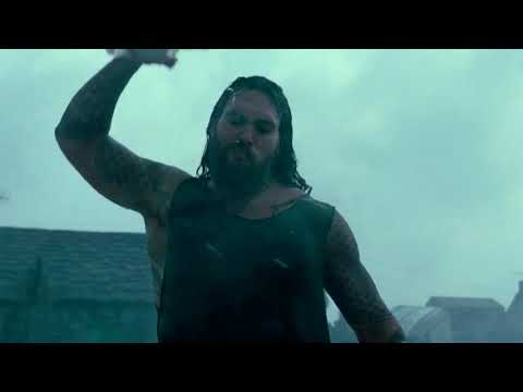 Acqua Man Jason Momoa stunning whiskey scene from justice League!