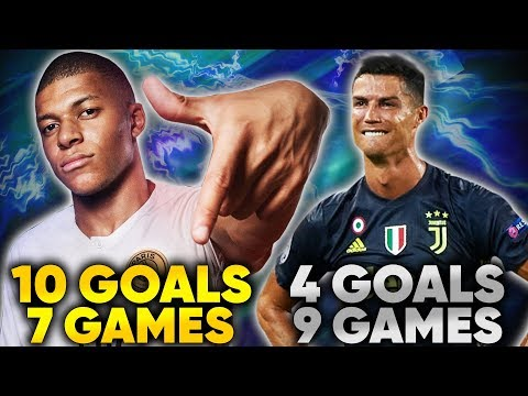 Kylian Mbappe Deserves To Win The Ballon D'Or Over Cristiano Ronaldo Because... | Euro Round-Up