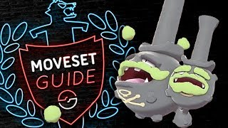 How to use GALARIAN WEEZING! Galarian Weezing Moveset Guide! Pokemon Sword and Shield! ⚔️🛡️ by PokeaimMD
