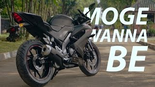 Video REVIEW ALL NEW YAMAHA R15 MY2017! | Motovlog #27 MP3, 3GP, MP4, WEBM, AVI, FLV Agustus 2017