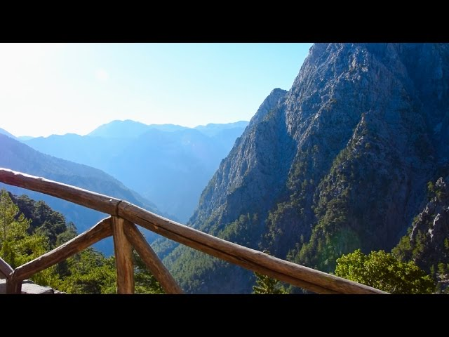 Samaria Gorge – Chania