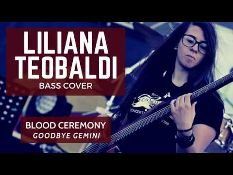 Blood Ceremony - Goodbye Gemini (Bass Cover)