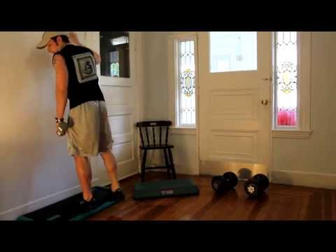 FRUGAL WORKOUT: Total Calf Training For Diamond-Cutting Calves