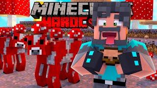 I Found a MUSHROOM ISLAND in Minecraft HARDCORE [#2]