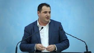 Seara tinerilor 30.11.2014 PM Andrei Chelariu: Chemarea la mantuire