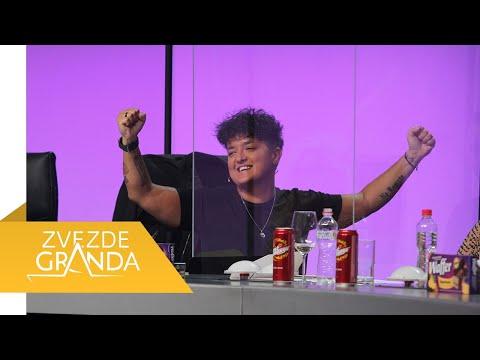 ZVEZDE GRANDA 2020 – 2021 – cela 40. emisija (31. 10.) – video snimak