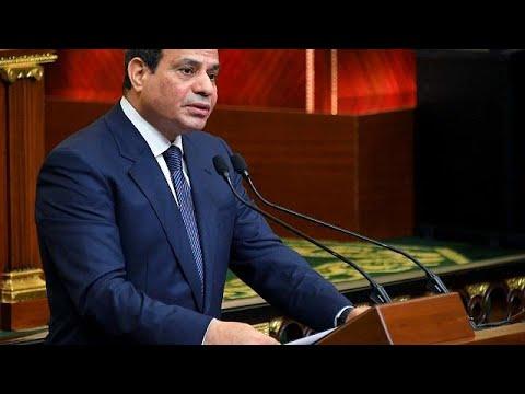 Ägypten: Die Zweite Amtszeit Al-Sisis hat begonnen  ...