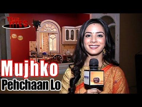 Roshini from Sasural Simar Ka plays Mujh Ko Pehcha