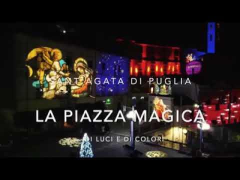 La Piazza Magica - Natale 2019